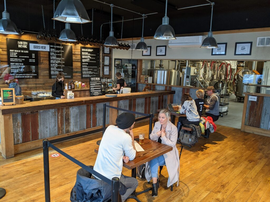 Twin City Brewing Lounge