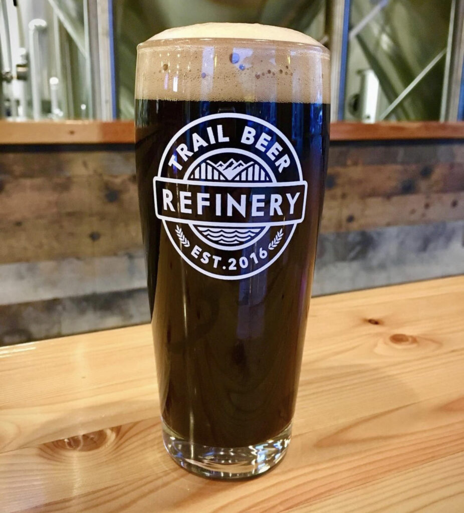 Dirty Secret Stout - Trail Beer Refinery - supplied photo