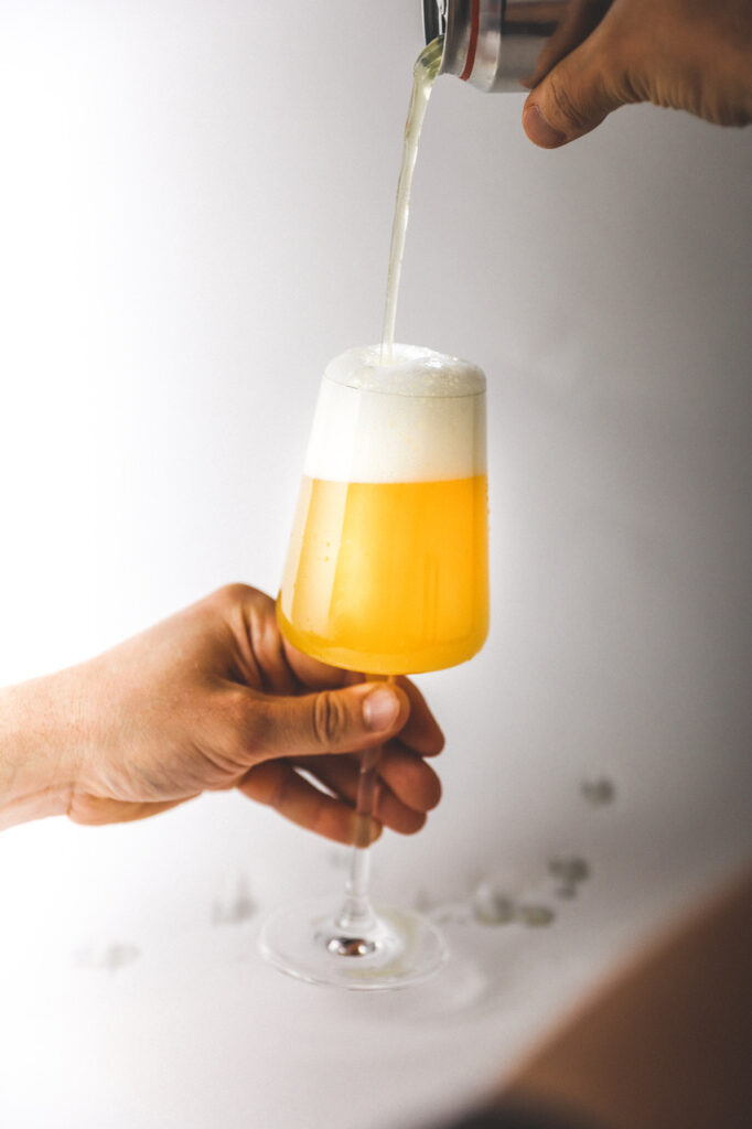33 Brewing Experiment - Mezcal Gose
