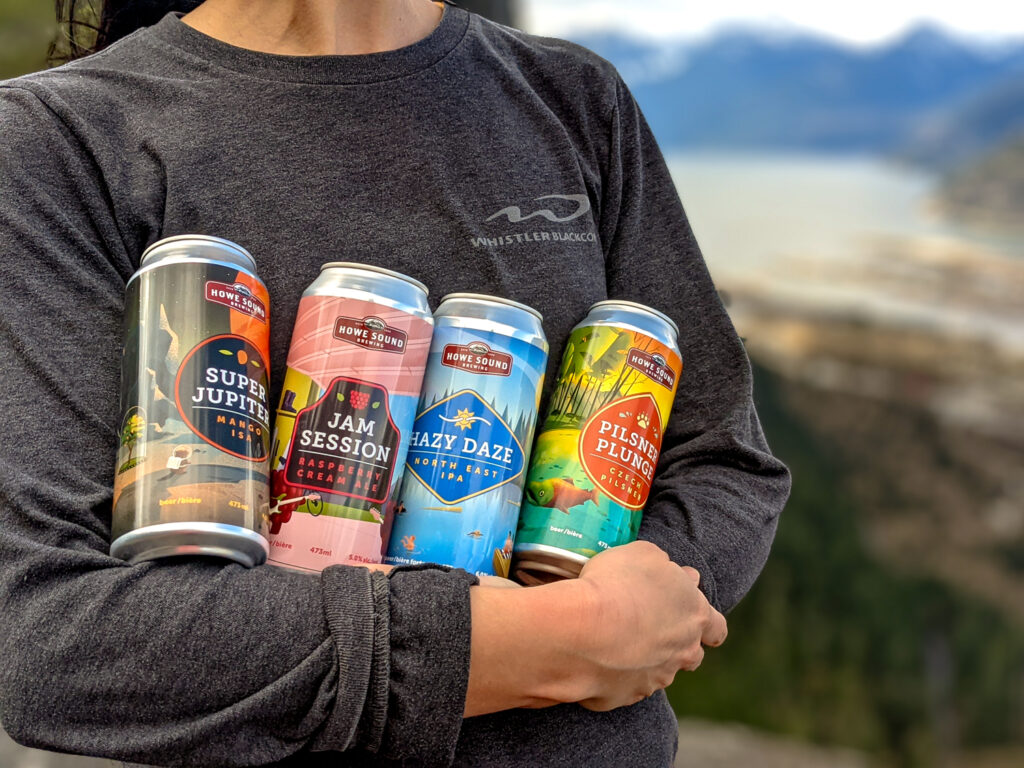 Spring 8-Pack - Howe Sound Brewing