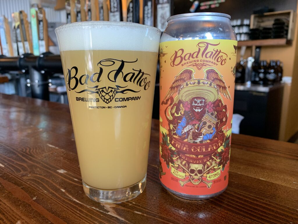 Pina Colada - Bad Tattoo Brewing