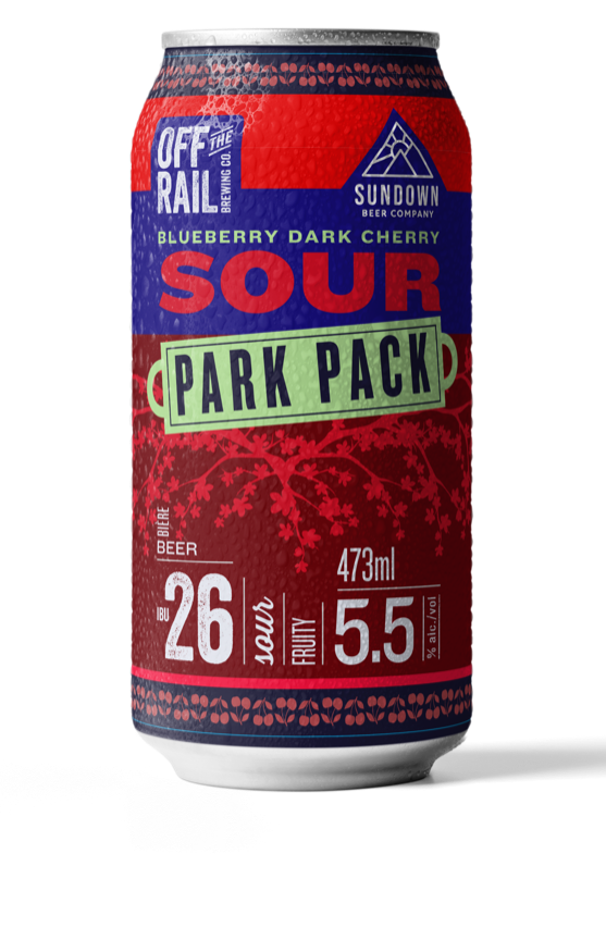 Park Pack Sour - Off the Rail Brewing