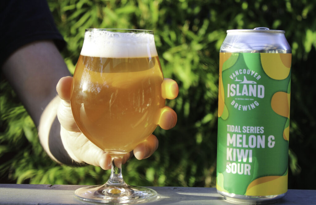 Vancouver Island Brewery - Melon and Kiwi Sour